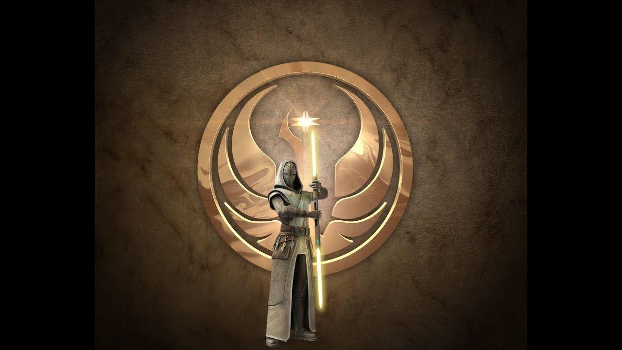 Jedi Temple Guard Tribute Sabaton The Last Stand Youtube