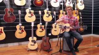 Mini Acoustic Comparison - Taylor, Martin & Maton | Better Music