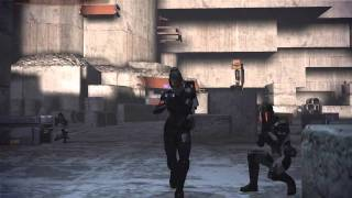 Within Temptation - Stand My Ground (клип по Mass Effect 2)