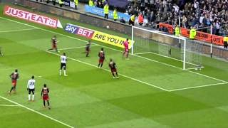Video Gol Pertandingan Derby County vs Reading