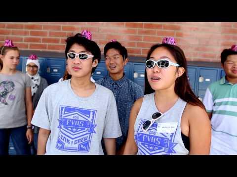 Link Crew Recap x Welcome To FVHS 2015