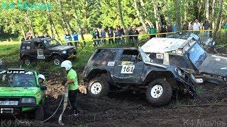 4x4 Off-Road SUV mud race   klaperjaht 2017
