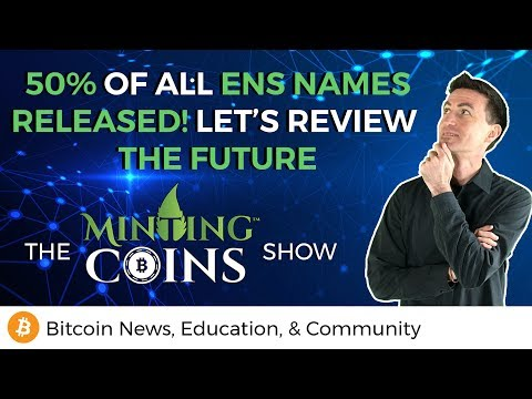 Got ENS? ENS Review: 50% of All ENS Names Released!