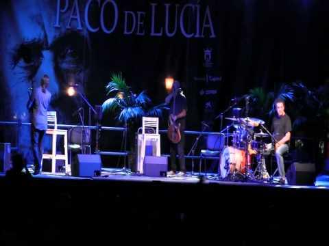 Inauguración del II Encuentro Internacional de Guitarra Paco de Lucía, 22/07/2015