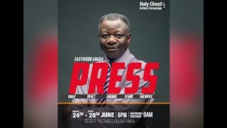 Holy Ghost Action Campaign 2019
