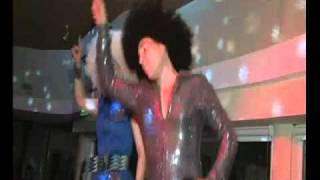 Show Baile Disco años 70 y 80. Música Club del Clan años 60