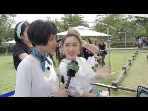 innisfree Play Green Festival 2017 | innisfree Việt Nam