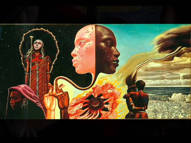 Mati Klarwein meets Miles Davis  (interview & music by chris gertges)