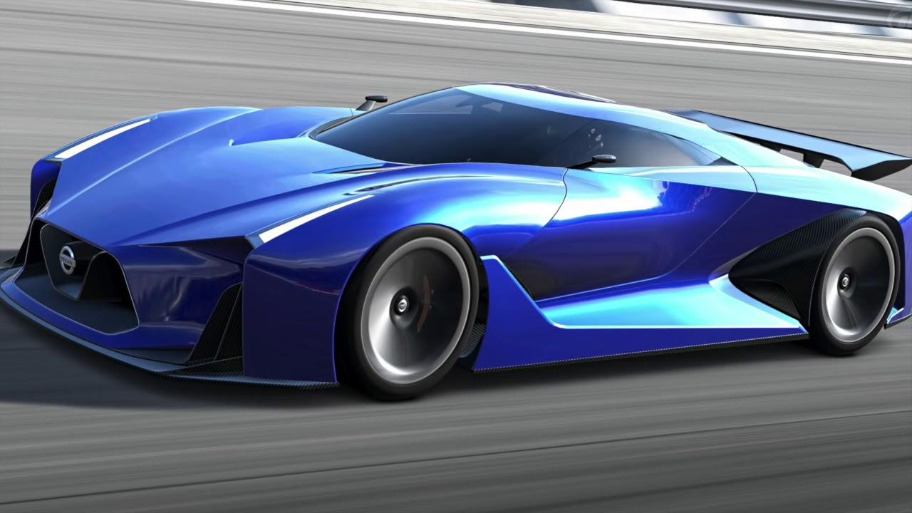 Nissan Nismo Gran Turismo concept 2020 - YouTube
