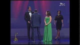افضل ممثل عربي بتصويت الجمهور لعام 2012