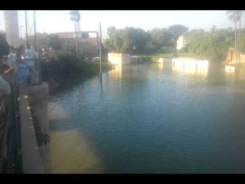 purana pul varanasi flood 25/08/2013