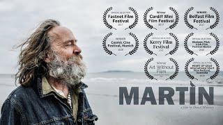 Martin aus Dublin - ein ungewöhnlicher Obdachloser und freier Mensch (englisch)