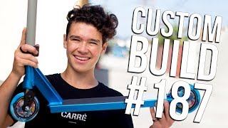 Custom Build #187 (ft. Cody Flom) │ The Vault Pro Scooters