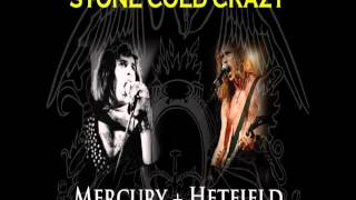 Queen - Stone Cold Crazy (Mercury + Hetfield)