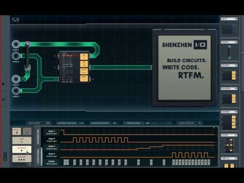 Shenzhen I/O - Secret Puzzle - 5¥ - 332 Power