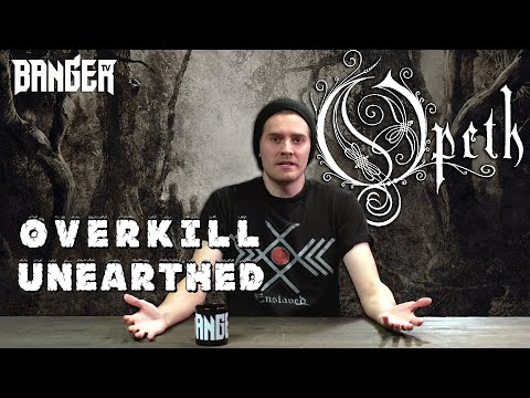 OPETH Blackwater Park Album Review | Overkill Unearthed
