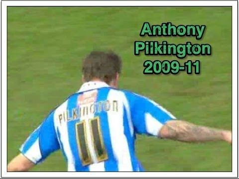 Anthony Pilkington | All Goals | Huddersfield Town | 2009-11