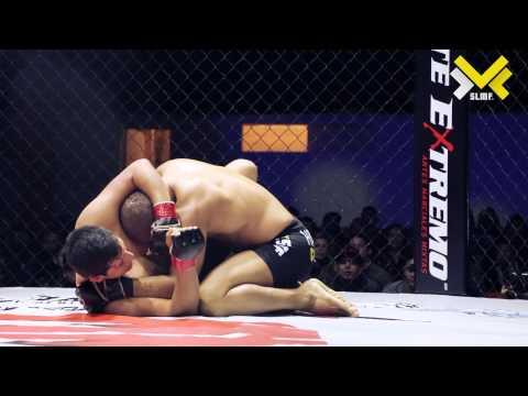 SLMF MMA TEAM presente en Combate Extremo: Eloy Pérez Niño VS. Jesús Garnica