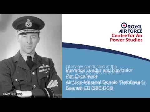Air Vice-Marshal DCT Bennett Interview