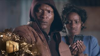 Thabang shoots Moses - The Republic Mzansi Magic