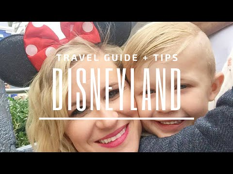 Disneyland Travel Guide + Tips | ThesTORIbook TV