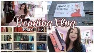 Books & Ballet | Reading Vlog: March 11-17