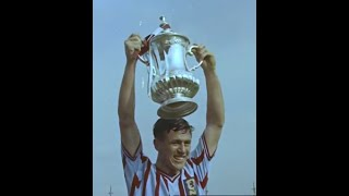 Rare colour footage of the 1957 cup final
