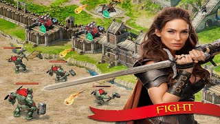 Stormfall: Rise of Balur Android Gameplay