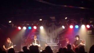 PANZERBALLETT - Typewriter II - Live Cologne 2015