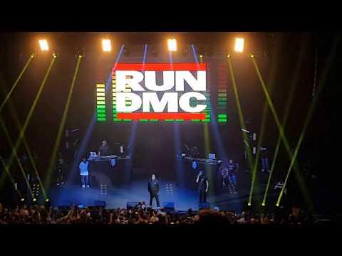 RUN DMC LIVE APOLLO EVENTIM LONDON 5th JULY 2018