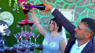 Красивая Армянская Свадьба, Айк & Нели. Armenian Wedding. Красноярск,Новокузнецк
