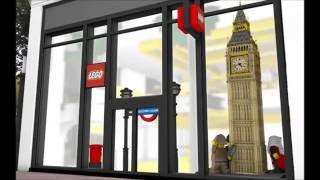 NEWS Update on the New Lego Store in Londons Leicester Square!