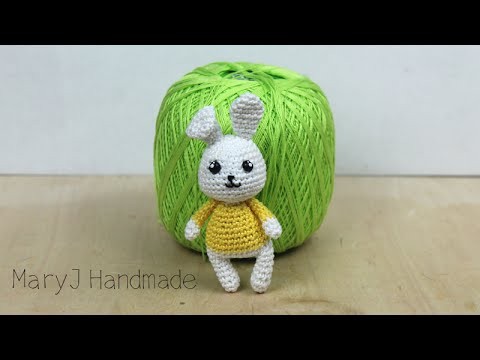 Tutorial Amigurumi Annarellagioielli : Tutorial coniglietto amigurumi english pattern in info box