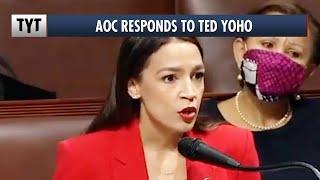 AOC Tears Ted Yoho To Pieces