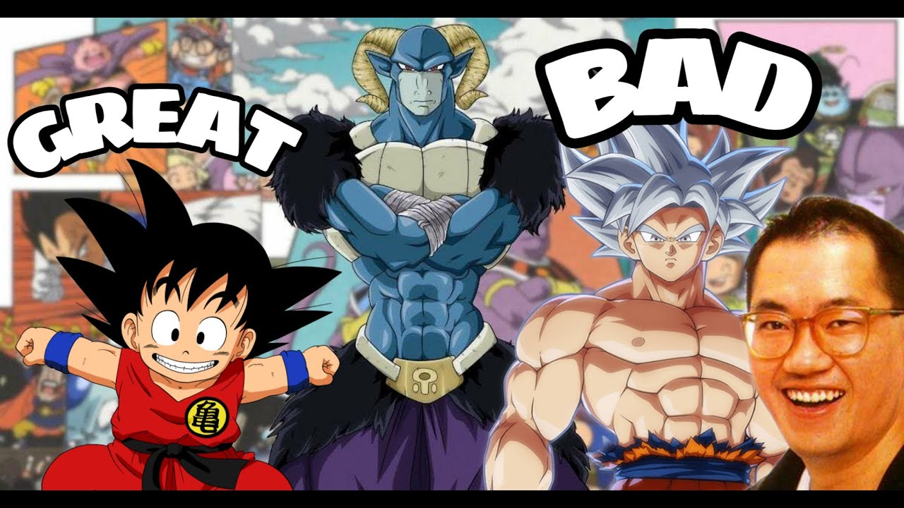 Download What Ruined Dragon ball SERIES as a WHOLE? (THE FACTS)