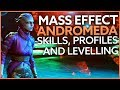 How Mass Effect: Andromeda's levelling, skills and profiles will work (we think)