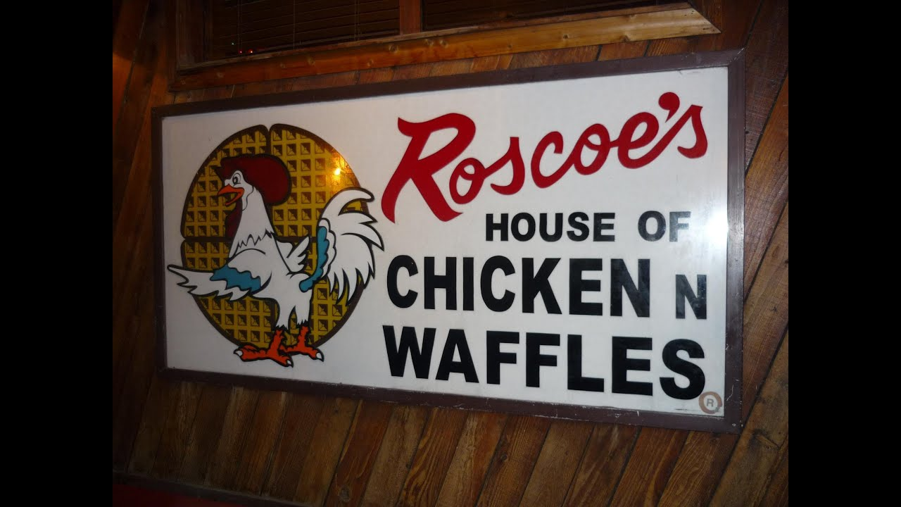 Roscoe's Chicken 'N Waffles files for bankruptcy