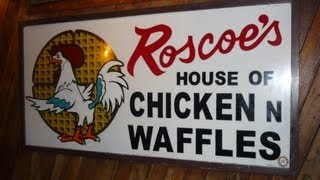 The Bear Vs. Roscoe's House Of Chicken And Waffles.