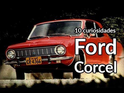 Ford Corcel e Del Rey em 10 curiosidades | Carros do Passado | Best Cars