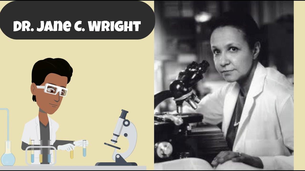 Insightful Classroom Series - Field Of Medicine - Part 5 - Jane Wright (Black History Animated)