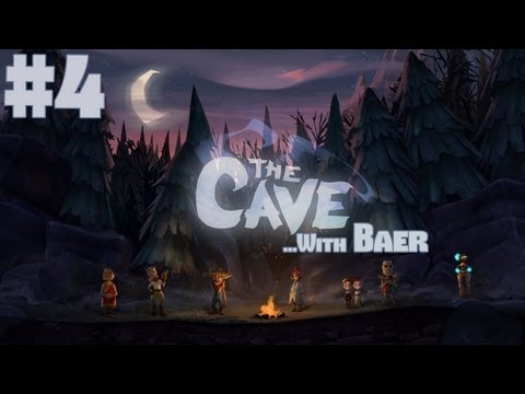 Let's Play The Cave (Pt. 4) - Time Traveler's Puzzle!