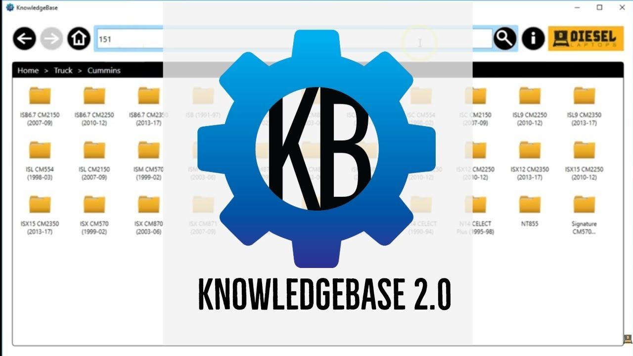 Updates to Knowledge Base 2 0 - Diesel Laptops Blog