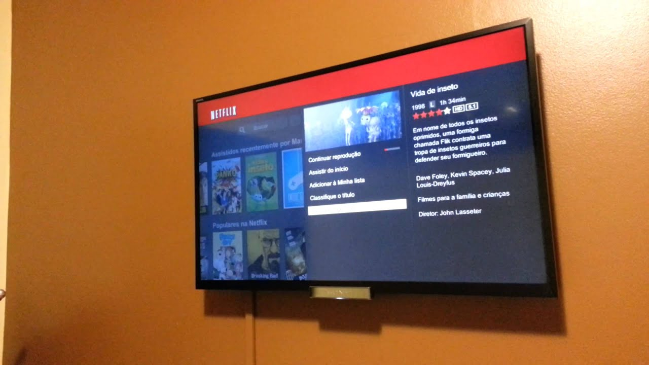 how to add netflix profile on smart tv