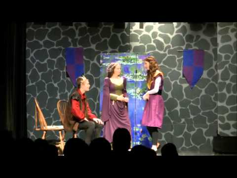 Once Upon a Mattress ACT 2 - Blanchester High School 2016