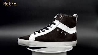 Grey Cow Suede Genuine Leather Sneakers - Owlcube Specials