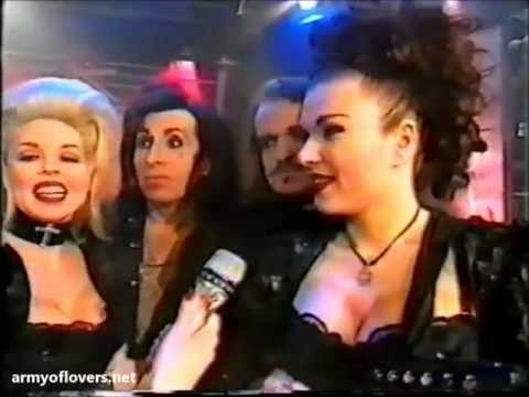 Army of Lovers - Israelism / Live + Interview (Sweden, 1993)