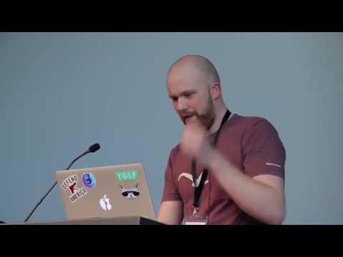 Fabricius Seifert - Punchcard Coding With CSS | JSUnconf 2018 Lightning Talks