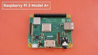 Raspberry Pi 3 Model A+. Железки Амперки