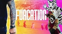 MY FIRST TATTOO | Furcation 2017 Vlog #1