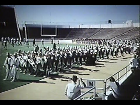 Plano Senior High School Wildcat Band 1987-1988